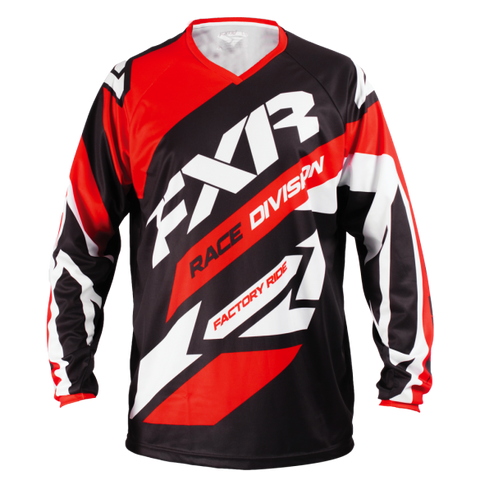 FXR Clutch MX 17 Jersey Red