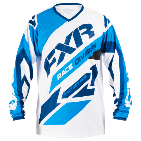 FXR Clutch MX 17 Jersey Blue