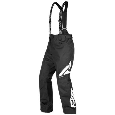 FXR Clutch Lite 19 Pant Black White