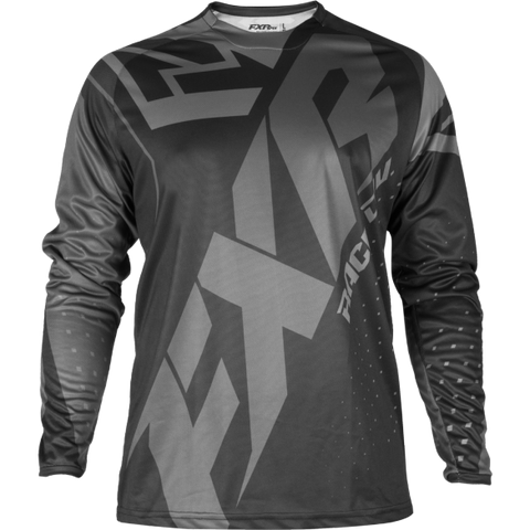 FXR Clutch Prime MX 18 Jersey Black