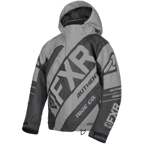 FXR CX Youth Jacket 19 Black Ops