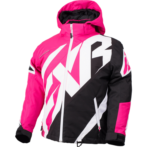 FXR CX Youth Jacket Fuchsia