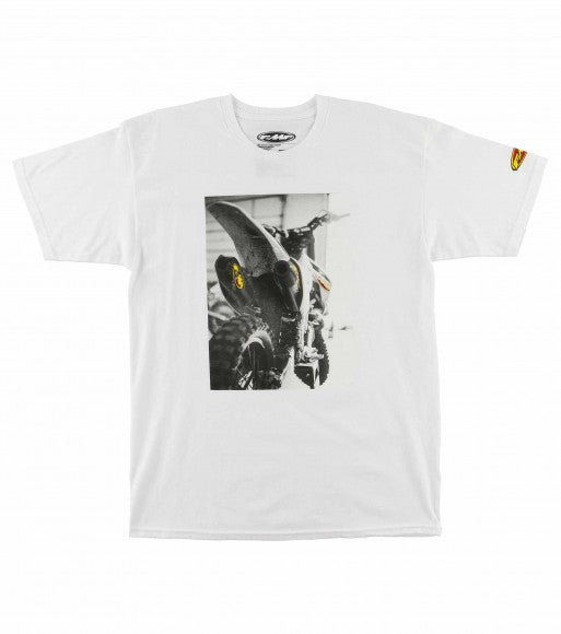 FMF Racing Duals Tee White