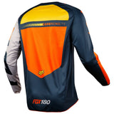Fox Racing 180 Youth Sayak Jersey 2018 Orange
