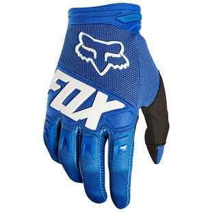 Fox Racing Dirtpaw Motocross Glove Blue