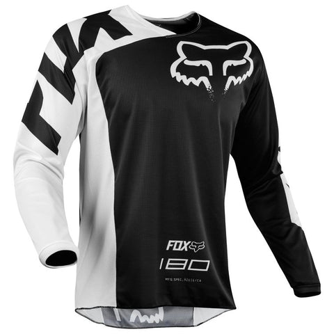 Fox Racing 180 Youth Race Jersey 2018 Black