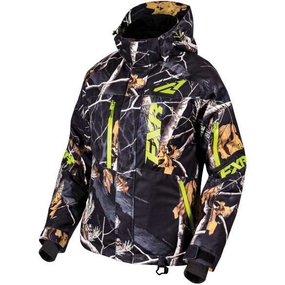 FXR Fresh Womens Jacket Realtree