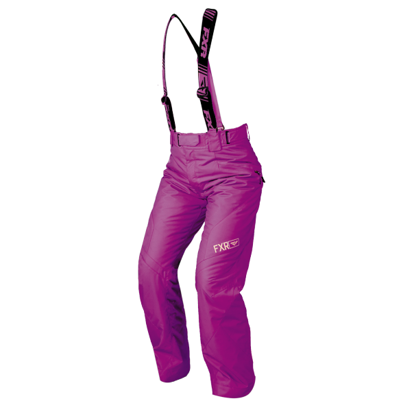 FXR Fresh Womens Pant 2018 Berry
