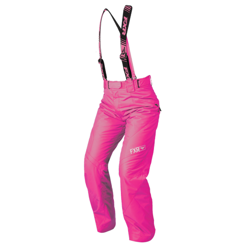 FXR Fresh Womens Pant 2018 Electric Pink