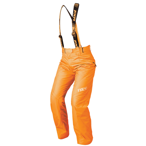 FXR Fresh Womens Pant 2018 Electric Tangerine
