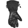 FXR Fuel Glove Black Charcoal