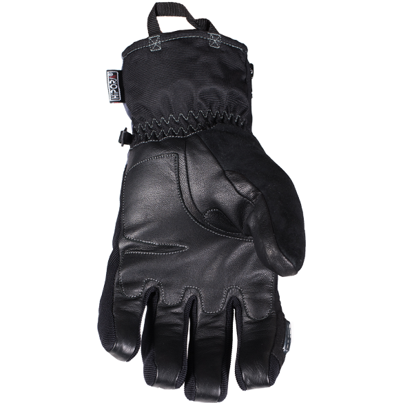 FXR Fuel Short Cuff Glove Black/Char/White