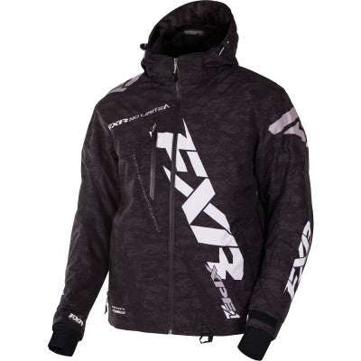 FXR Boost Jacket Black Digi