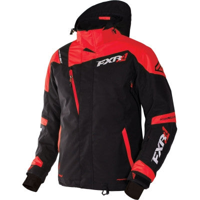 FXR Mission X Jacket Blk/Red