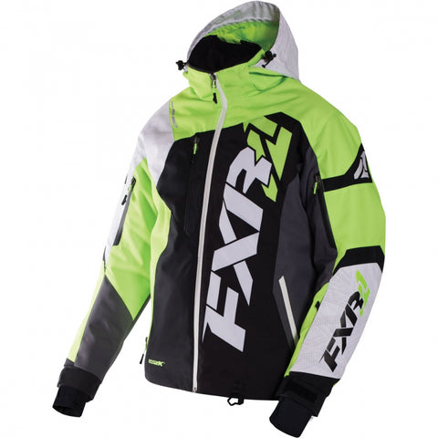 FXR Revo X Mens Jacket Black Lime