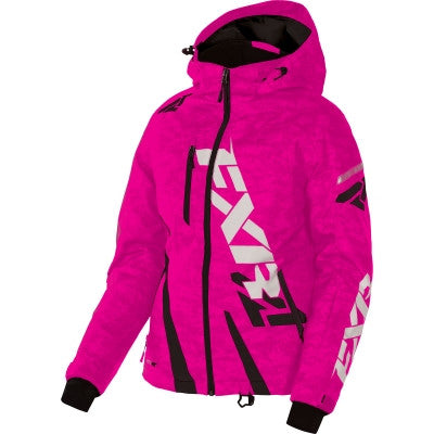 FXR Boost Womens Jacket Pink/Digi/Black