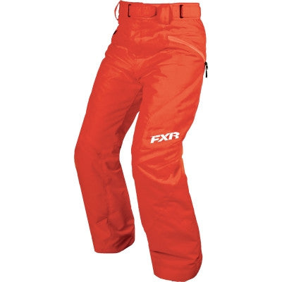 FXR Fresh Womens Pant Electric Tangerine