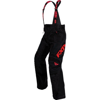 FXR X-System Pant Blk/Red