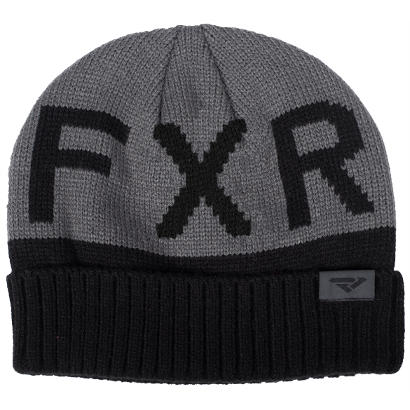 FXR Helium Youth Beanie Charcoal