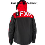 FXR Helium X 19 Jacket Navy Grey