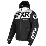 FXR Helium X 19 Jacket Black White