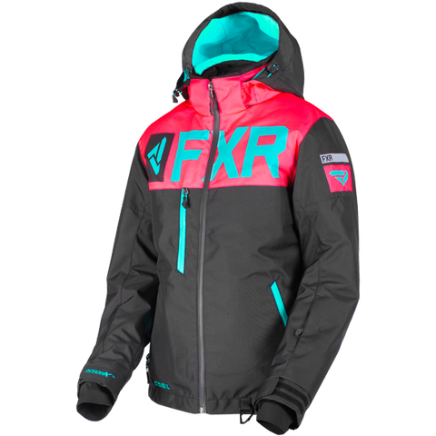 FXR Helium FX Womens 2019 Jacket Coral Mint