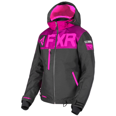 FXR Helium FX Womens 2019 Jacket Berry Pink