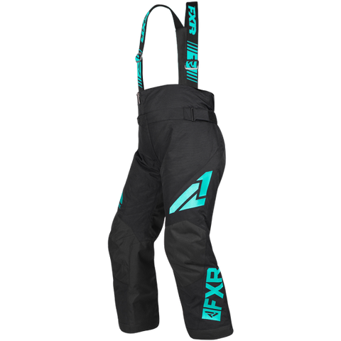 FXR Clutch Youth Pant 19 Black Mint