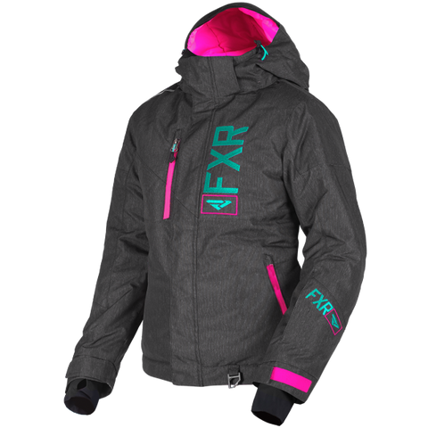 FXR Fresh Womens 2019 Jacket Heather Mint
