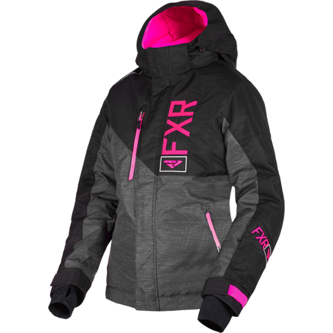 FXR Fresh Womens 2019 Jacket Heather Pink