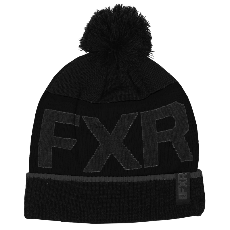 FXR Wool Excursion Beanie Black Ops