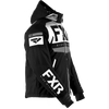 FXR Helium X Jacket Black/White