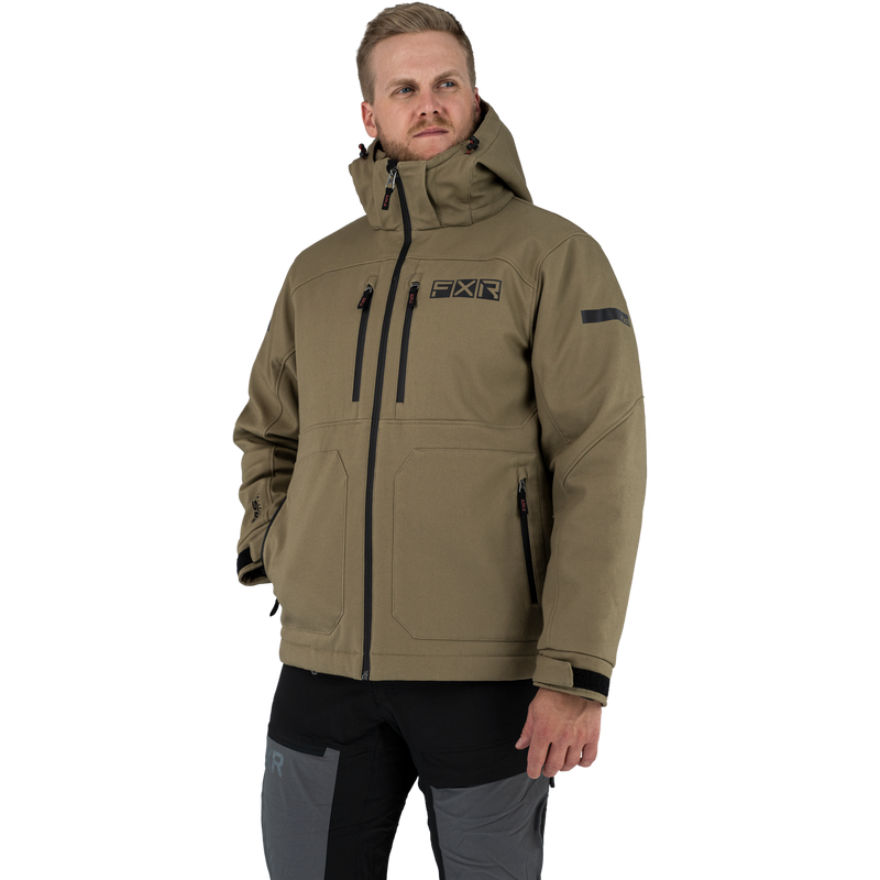 FXR Task Insulated Softshell Canvas