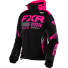 FXR RRX Womens Jacket Black/Electric Pink/Char