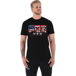 FXR International Race Tee USA