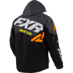 FXR Boost FX Jacket Black/Char/Orange/Hi-Vis