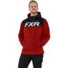 FXR Pursuit Tech Pullover Fleece Rust/Black