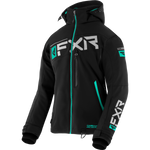 FXR Ranger Womens Jacket Black/Mint/Grey