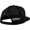 FXR Race Division Hat Black/Electric Pink