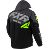FXR Boost FX Jacket Black/Char/Lime