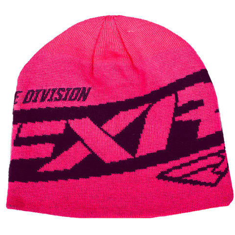 FXR Podium Youth Beanie Plum
