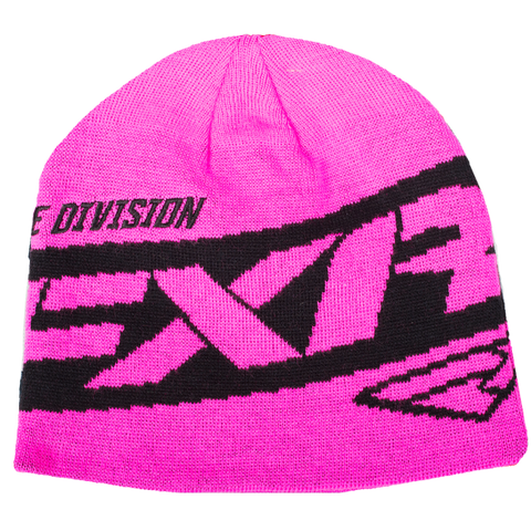 FXR Podium Youth Beanie Electric Pink