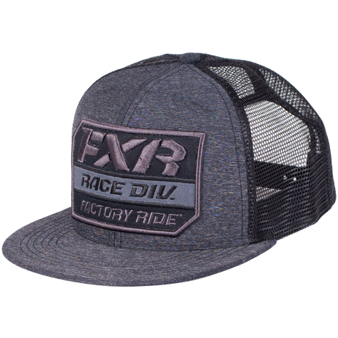 FXR Race Division Snapback Heather