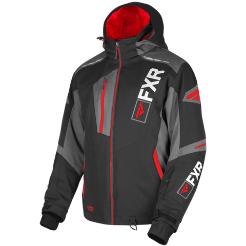 FXR Renegade 2019 X4 Jacket Black Red