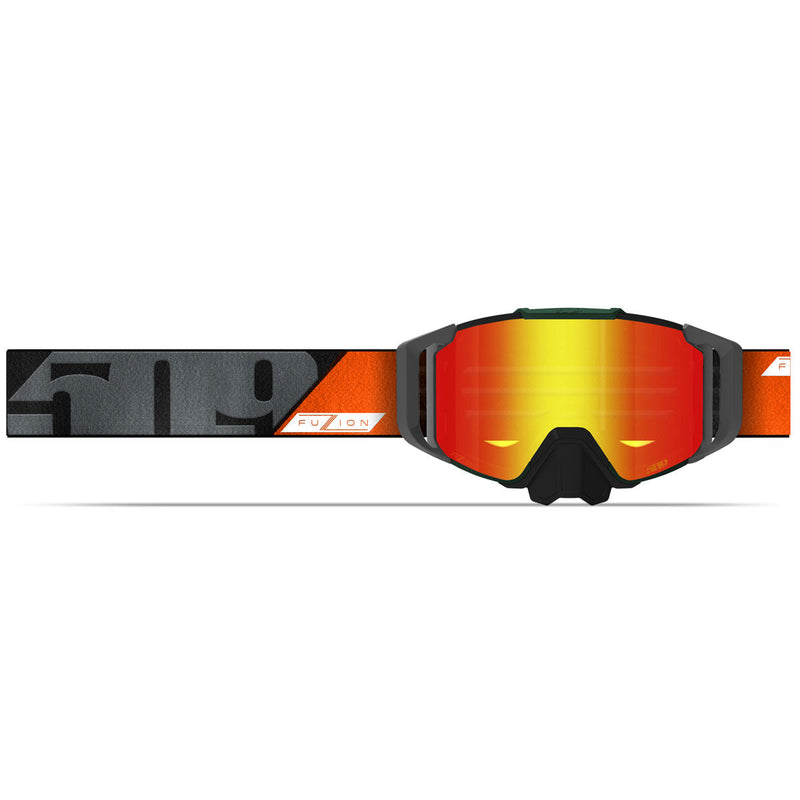 509 Sinister X6 Fuzion Goggle Dark Ink Orange
