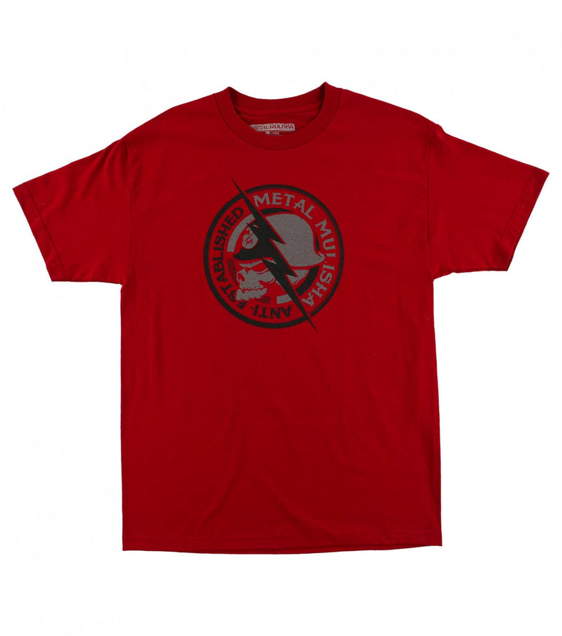 Metal Mulisha Taze Tee Red
