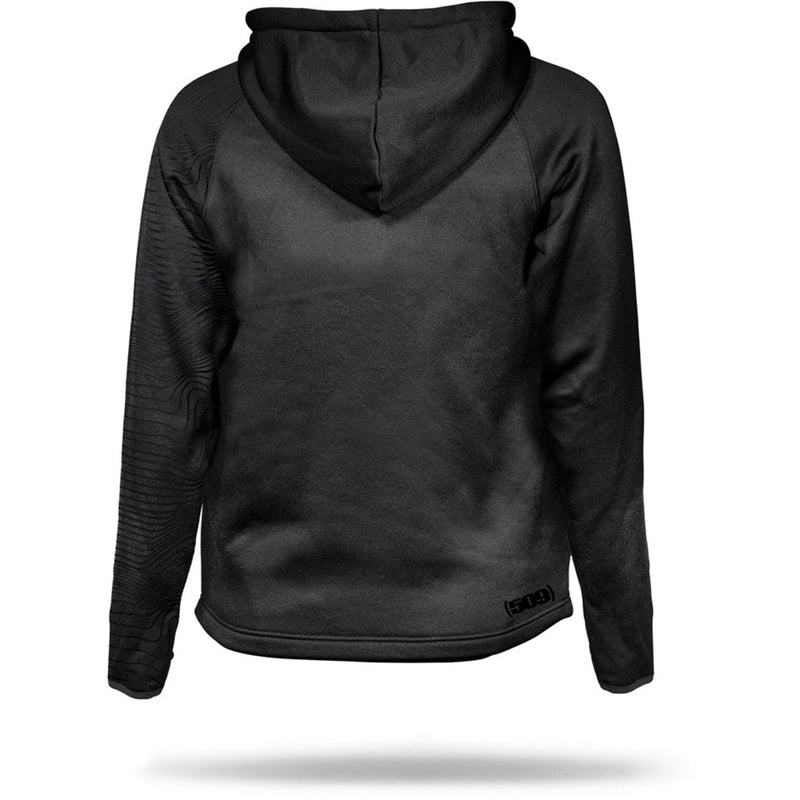 509 Tech Zip Fleece Black