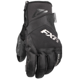 FXR Transfer Short Cuff Glove Black