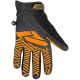 FXR X Cross 2018 Snowmobile Glove Black/Orange