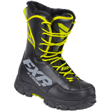 FXR X Cross Speed Boot Black HiVis